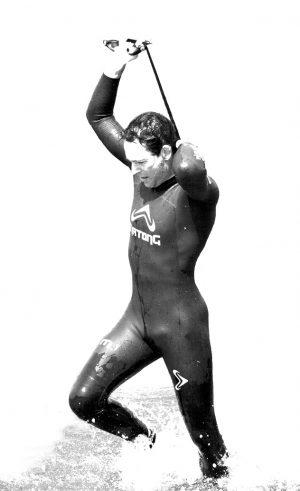 Frank wetsuit
